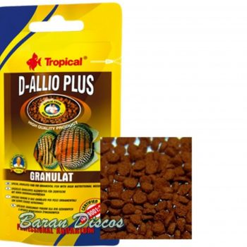 D-Allio Plus Granulat 25gr