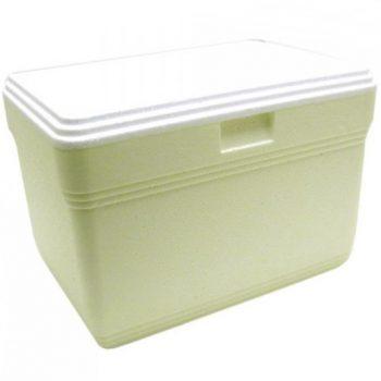 Caixa de Isopor para 1 a 6 Discos