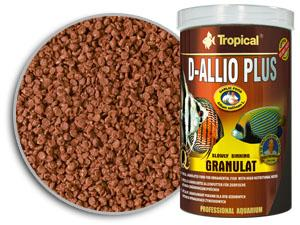 D'Allio Plus Granulat 500g
